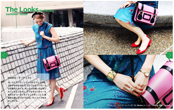 2012Julyハニカム .fatale「The Looks by .fatale」.jpg