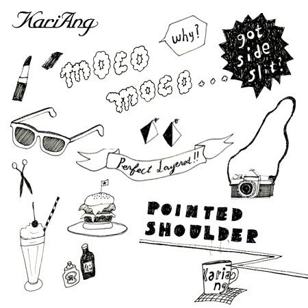 Kariang - illustration, 2013